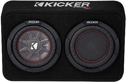 Kicker CompRT 8 2-Ohm Subwoofer