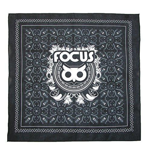 Focus Button Owl Print Bandana product image