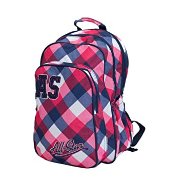 ALL Star Converse Pink Backpack for Girls  Amazon.co.uk  Luggage ad3ee6ec9eb89