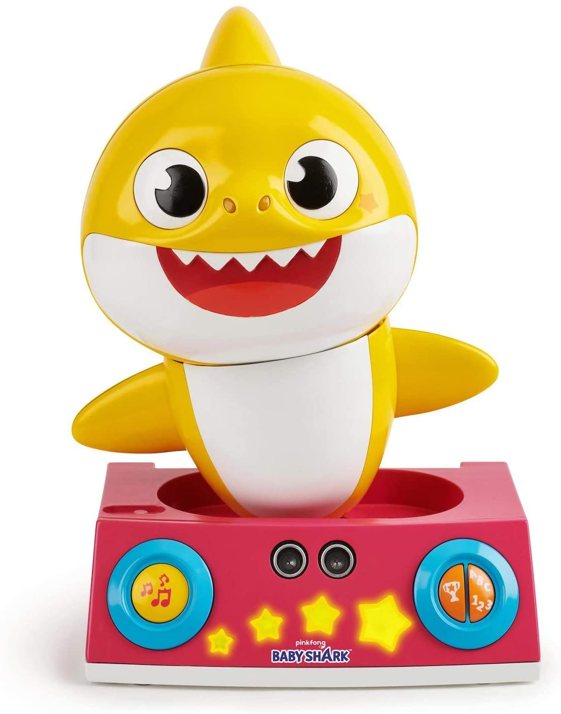 WowWee Pinkfong Baby Shark Official - Baby Shark Dancing DJ: Toys & Games