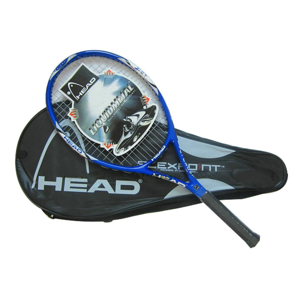 Amazon.com : Taiwanrns Carbon Fiber Tennis Racket Racquets Equipped with Bag Tennis Grip Size 4 1/4 Racchetta Tennis Black : Sports & Outdoors
