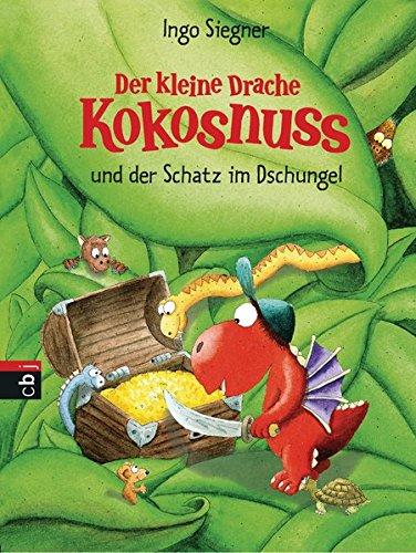 Der kleine Drache Kokosnuss und der Schatz im Dschungel: Sonderausgabe mit Wackelbild (Sonderausgaben, Band 2)
