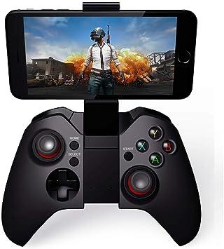 Gamepad Android, PowerLead Mando de Juego inalámbrico portátil ...