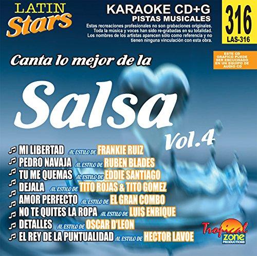 atin Stars Karaoke by Salsa Karaoke (2008-10-09) (Star Disc Karaoke)