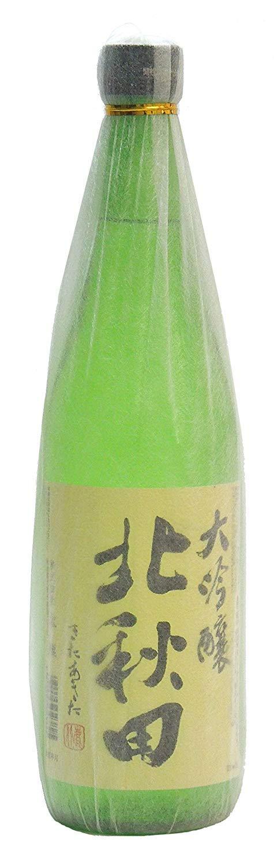 [清酒日本酒] 北鹿 北秋田 大吟醸 720ml 12本 (きたあきた)(株)北鹿 B07JDJDVCM
