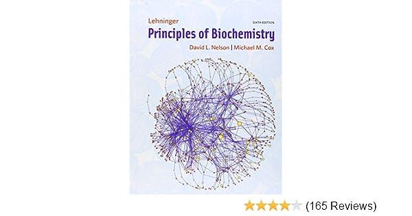 Amazon com: Lehninger Principles of Biochemistry