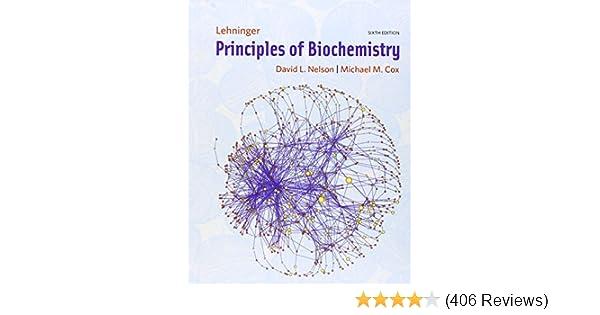 Amazon Com Lehninger Principles Of Biochemistry 9781429234146