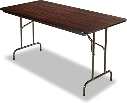 Alera Folding Rectangular Table, 60 by 30 by 29-Inch
