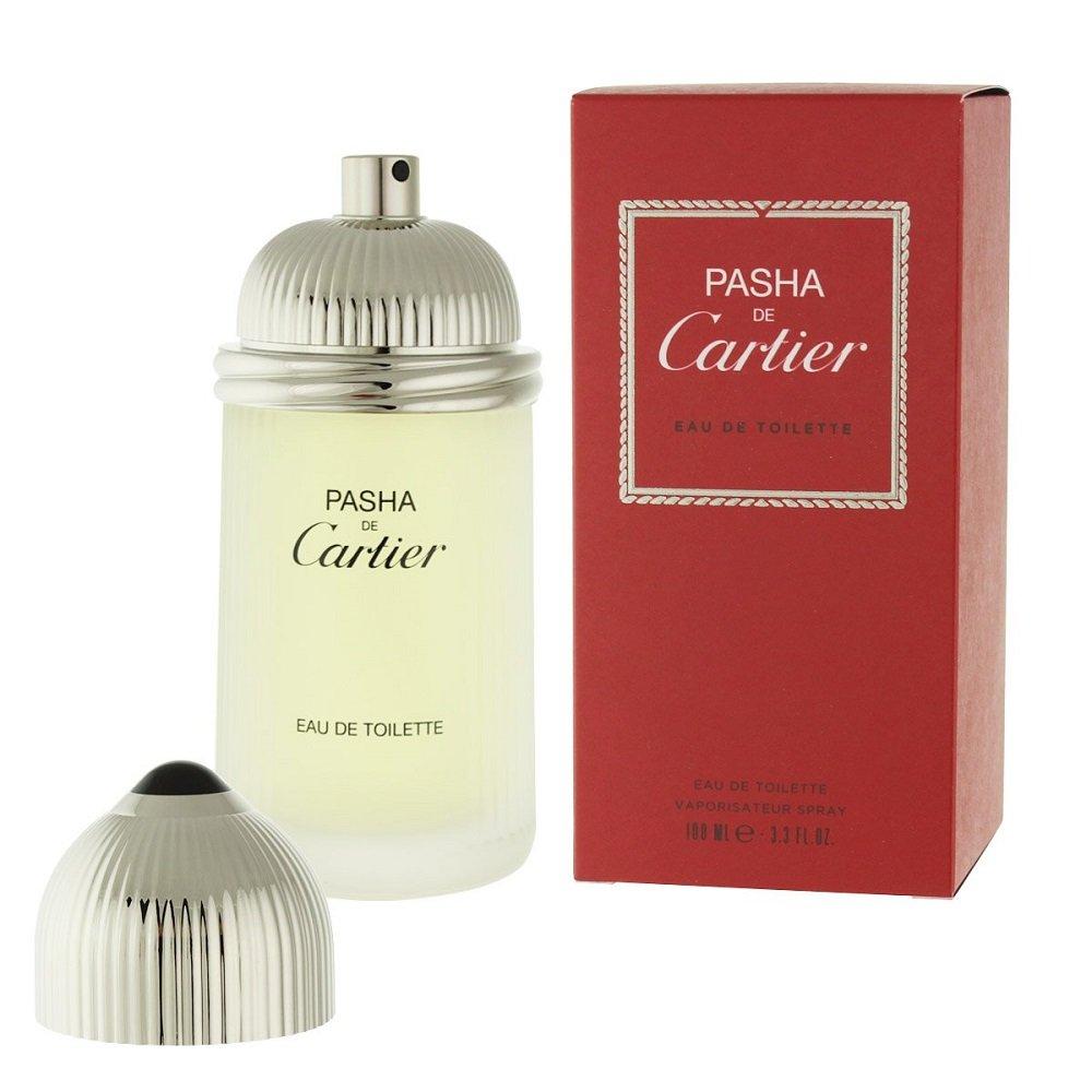 58beb725d39 Pasha de Cartier Eau de Toilette Spray for Men 100ml  Amazon.co.uk  Beauty