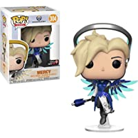 Funko Pop FU29182 OVERWATCH MERCY 3 Years & Above, Multi Color