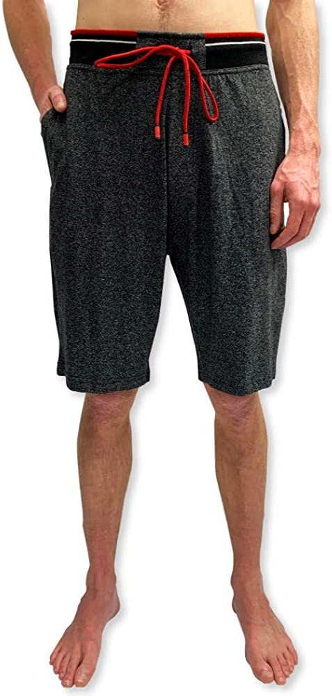 Bottoms Out Men's Casual Classic Sleepwear Lounge Shorts Sleeping Shorts Gym Shorts for Men