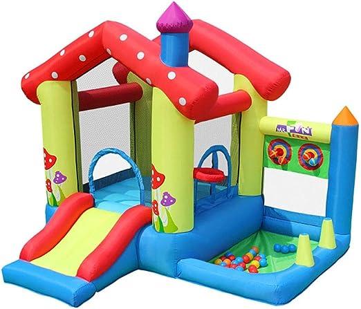 Castillos hinchables Parque Inflable para Niños En Casa Tobogán ...