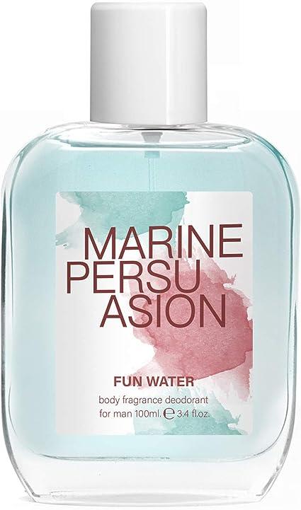 Fun Water Marine Persuasion - Desodorante para hombre (100 ml ...