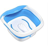 HoMedics Compact Pro Spa Collapsible Footbath with Heat