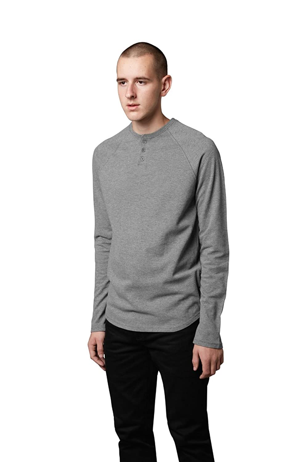 Altamont Mens Portman Henley Long-Sleeve Shirt low-cost