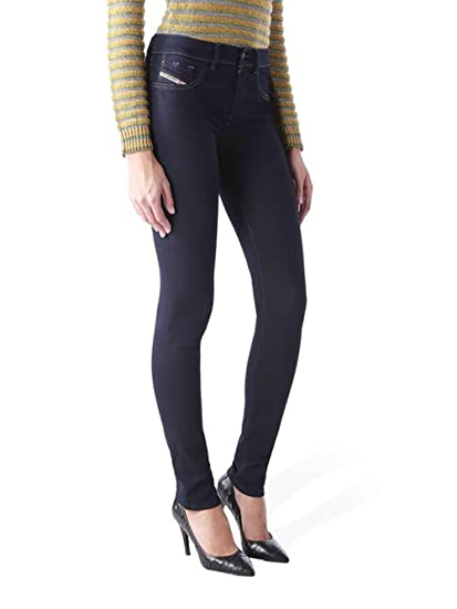 f760456f Diesel Womens Doris Super Skinny Jeans in Denim: Diesel: Amazon.co.uk:  Clothing