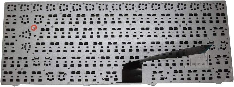 Laptop Keyboard for CLEVO W540EU MP-12B83U4-4301W 6-80-W7401-010-1 United States US Without Frame