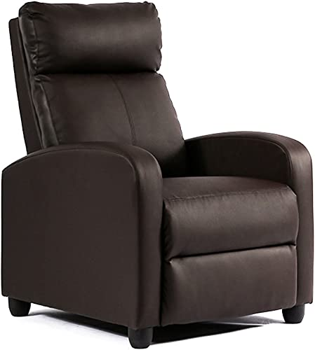FDW-Recliner-Chair-Single-Reclining-Sofa-Leather-Chair-Home-Theater-Seating-Living-Room-Lounge-Chaise