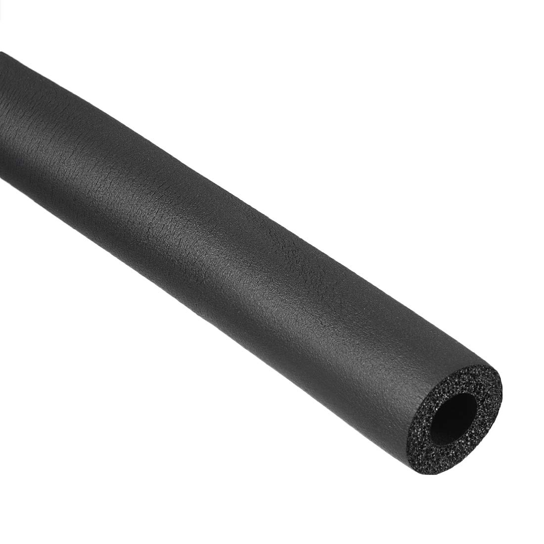 uxcell/® uxcellBlack Flexible Insulation Air Conditioner Pipe Hose 6x9mm 1.8m Length