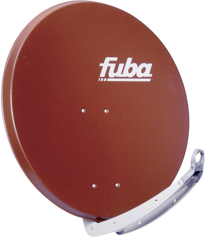 Fuba SAT-Spiegel 85cm Rot