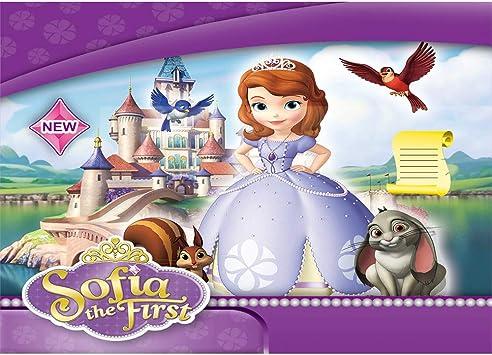 Amazon.com: Princesa Sofía El primer telón de fondo ...