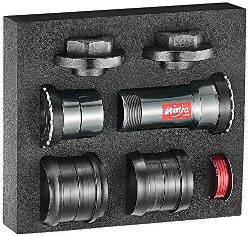 (Token Products Press Fit BB86/BB92/BB30/PF30 Frame to 24mm Crankset)