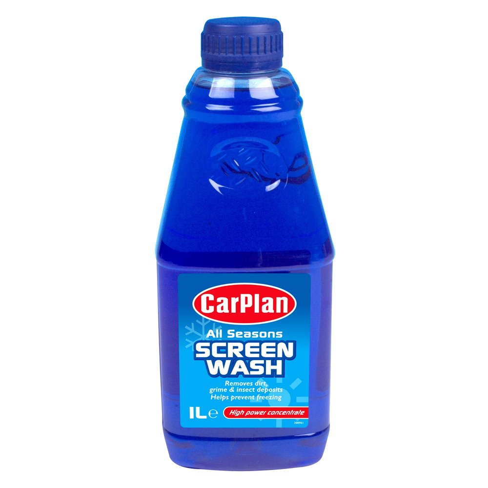 Carplan All Seasons Screenwash 1L Tetrosyl Ltd SWA001 B001DYS608