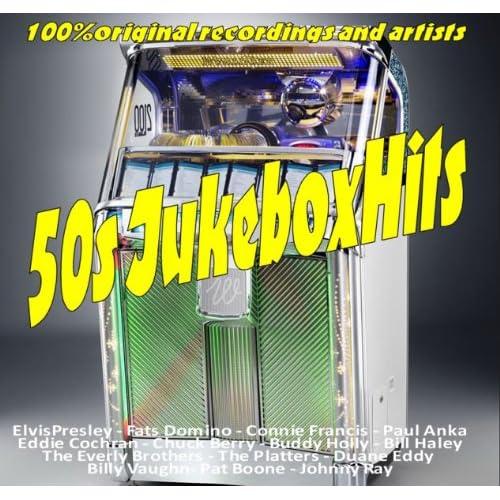 50s Jukebox Hits Various artists