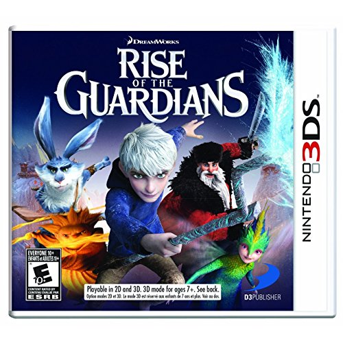 Rise of the Guardians: The Video Game – Nintendo 3DS