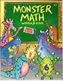 Monster Math Workbook, Mary Cron, 1565650301