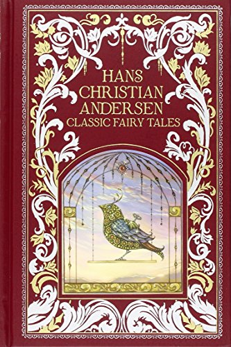 hans-christian-andersen-classic-fairy-tales-barnes-noble-leatherbound-classic-collection