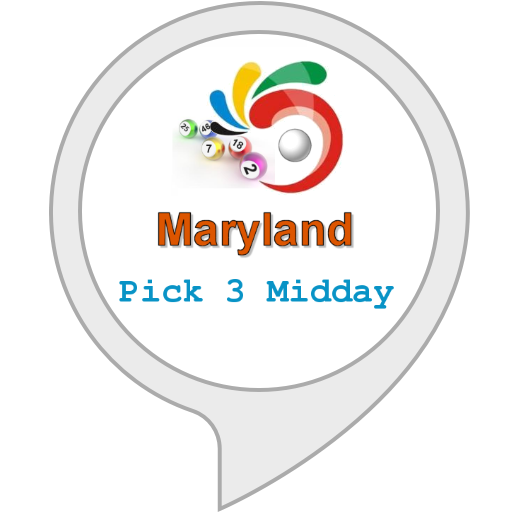 Winning Numbers for Maryland Pick 3 Midday