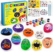 Vary Toys Rock Painting Kit - Arts and Crafts for Kids