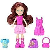 Polly Pocket Lea Doll, Model No. Y7893