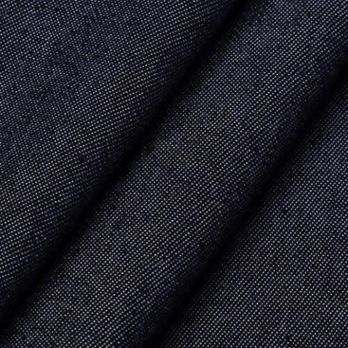 Palazzo Donna Denim Donne Tumblr Vita Jeans Nero Ampio Gamba Pantaloni Zolimx Alto black Elasticità Casual P5qUZn8xR