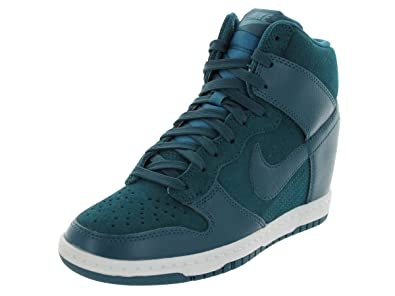 c2926058378 womens nike dunk sky Hi Dark Sea Trainers 528899 300 UK 5.5 EUR 39 US 8