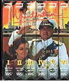 Mountbatten:the Last Viceroy / 6 Vols [VHS]