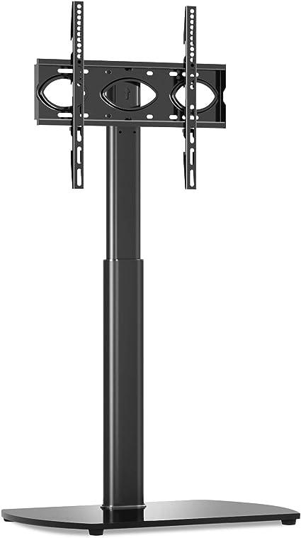 RFIVER Soporte Pie TV para Television de 26 32 42 43 49 50 55 Pulgadas Universal Soporte Suelo TV con Giratorio y Altura Ajustable MAX VESA 400x400mm: Amazon.es: Electrónica