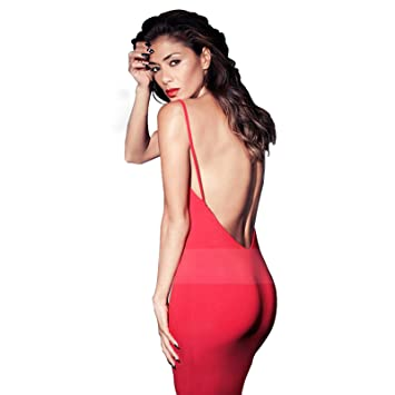 backless dresses Sexy