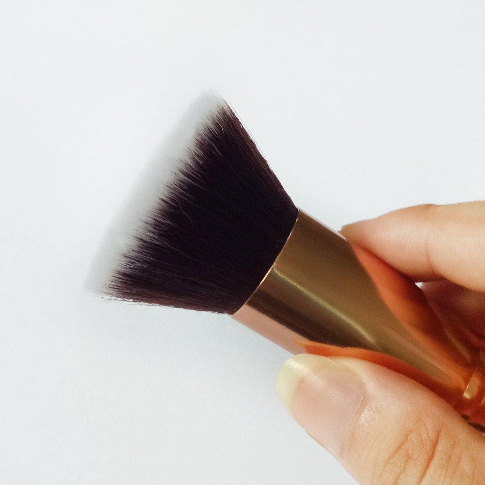71e8daa37d63 Amazon.com: Ktyssp Makeup Brush Cosmetic Brushes Face Nose Powder ...
