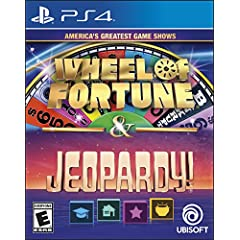 Jeopardy! and Wheel Of Fortune Video Games Coming November 7 from Ubisoft