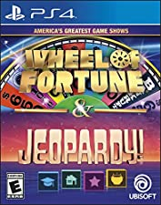 America'S Greatest Game Shows: Wheel of Fortune & Jeopardy! - PlayStation 4 Standard Edition