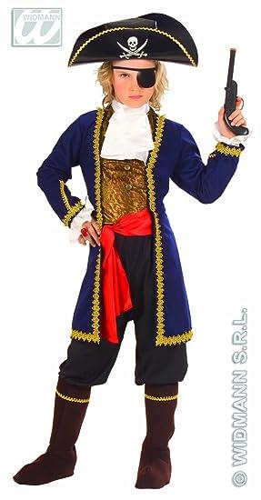 WIDMANN wdm55608 ? Disfraz para niños pirata de los 7 peces (158 ...