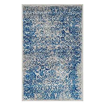 Safavieh Adirondack Collection ADR109A Grey and Blue Area Rug