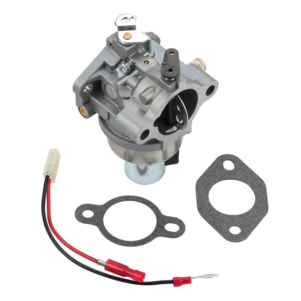 HIPA Carburetor for Cub Cadet LT1040 LT1042 LT1045 LTX1042 LTX1045 i1042  RZT42 LH4600H Lawn Mower Tractor Fuel Filter Spark Plug