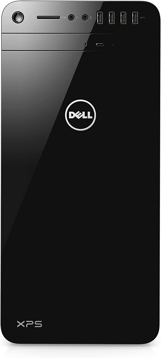 Dell XPS8910-0020BLK Desktop (6th Generation Intel Core i5, 8GB RAM, 1 TB HDD) NVIDIA GeForce GT 730, Black