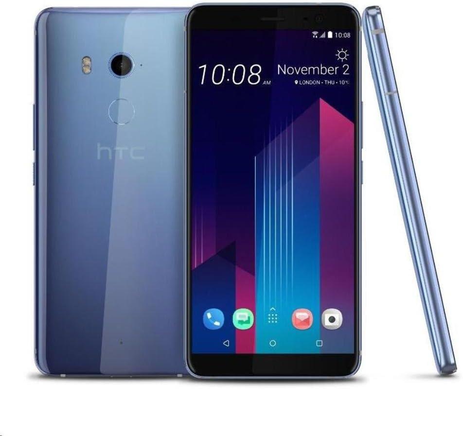 Amazon.com: HTC U11 Plus (2Q4D100) 6GB / 128GB 6.0-inches LTE Dual SIM  Factory Unlocked - International Stock No Warranty (Amazing Silver)
