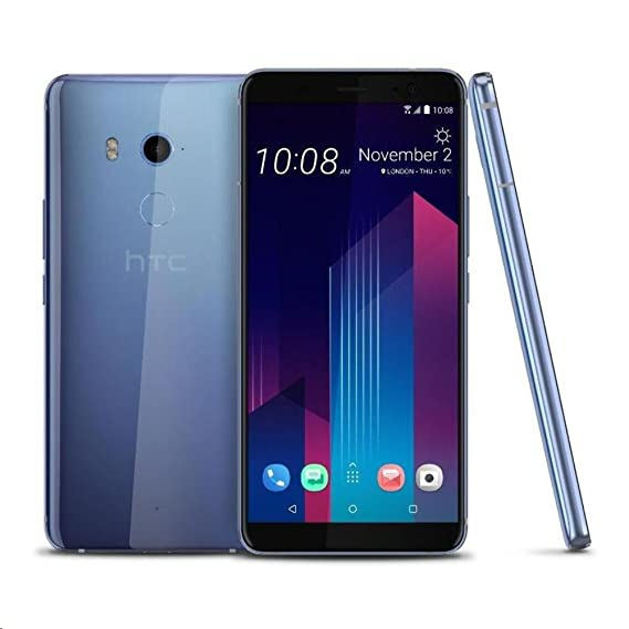 separation shoes 782c5 cc822 HTC U11 Plus (2Q4D100) 6GB / 128GB 6.0-inches LTE Dual SIM Factory Unlocked  - International Stock No Warranty (Amazing Silver)