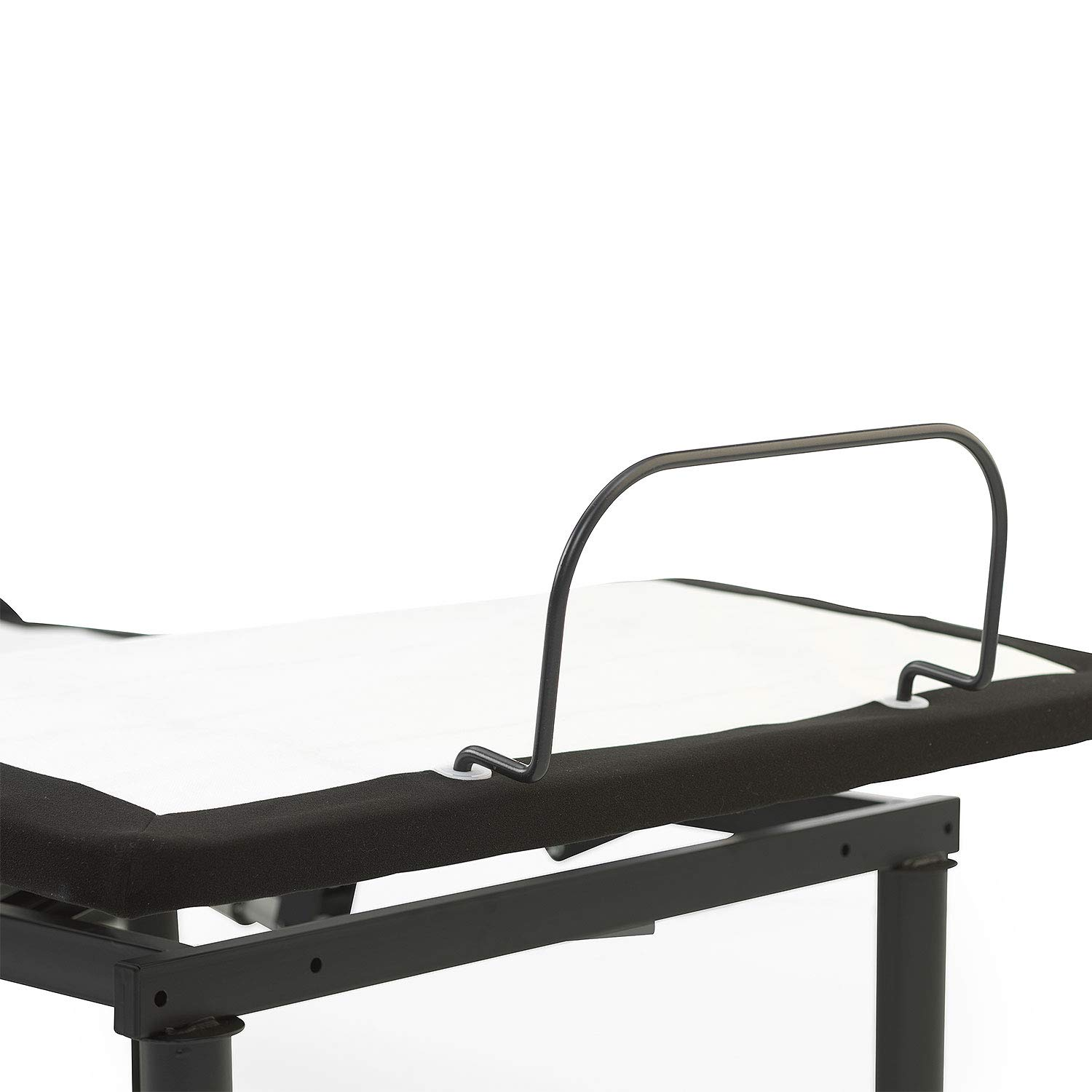 Twin XL zzZenSleep Adjustable Bed Frame with Independent Head and Foot Incline Fast and Easy No Tools Required Assembly with 10 Year Limited Warranty