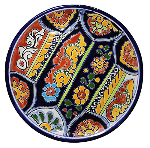 Talavera Dinner Plate - 12